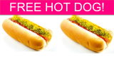 FREE Hot Dog! One Day Only at Pilot Flying J!