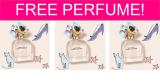 FREE Marc Jacobs Perfect Perfume!