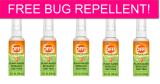 FREE Off Botanical Bug Repellent!
