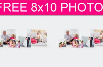FREE 8X10 Photo Print!