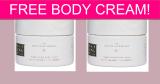 FREE Rituals of Sakura Magic Touch Body Cream!