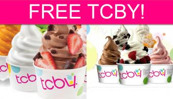 FREE TCBY!