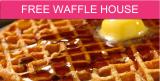 FREE Waffle at Waffle House!