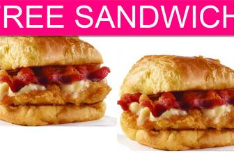 FREE Wendy's Croissant Breakfast Sandwich! Anyone Can Get This!