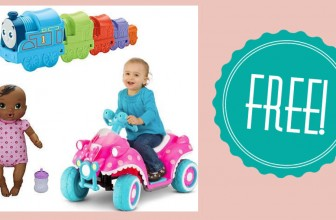 FREE $5.00 Toy at Kmart { After Points } .