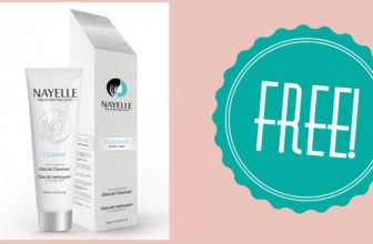 FREE Nayelle Cleanse Facial Cleanser Sample