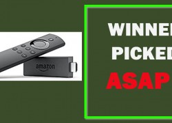 Enter To Win a Fire Stick !