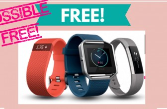Get a Possible FREE Fitbit!
