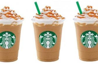 WHOA! RUNNN!  Extra 25% Off Starbucks Frappuccinos!