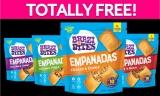 Free Brazi Bites Cheese Bread or Empanadas!