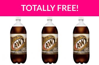 Free 2-Liter of Rootbeer!