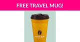 Free Travel Mug from Au Bon Pain!
