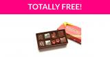 Totally Free Holiday Chocolates!
