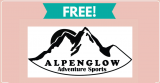 Free Alpenglow Sticker Pack by Mail