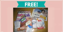 Free Baby Box Samples In the Mail !