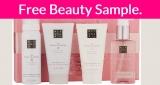 Free Sample By Mail of The Ritual of Sakura!