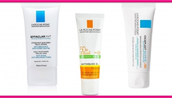 SUPER Easy ! Free Sample By Mail of La Roche-Posay products!