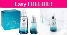 FREE by Mail Vichy Mineral 89