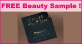 FREE Sample By Mail of Paris Hilton Skincare
