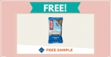 Free CLIF Bar Sample !