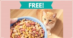 Free Cat Food Sample Kit BY Mail!