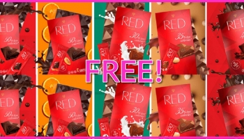 Completely FREE Chocolate! Super easy!