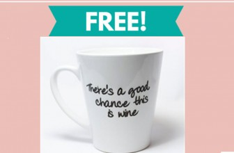 "Free "" This Might Be Wine "" Coffee Mug By Mail!"