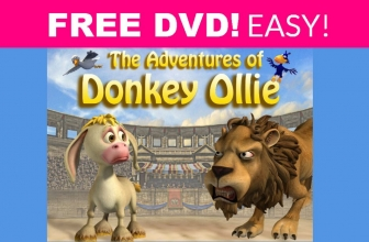 Totally EASY FREE DVD. Everyone will get it!