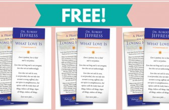 Free ENCOURAGEMENT CARD By Mail!