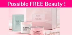 Possible FREE FULL Size Beauty Products!