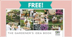 Totally Free Gardener's Idea Book by mail!