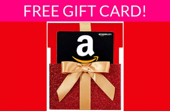 Free Amazon Gift Card!