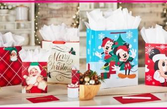 FREE Christmas Gift Bags!