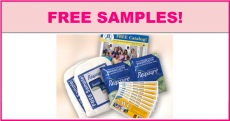 Free HDIS Sample Pack with Travel Washcloths
