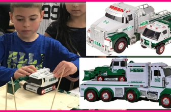 Totally FREE HESS Truck to the 1st 1,000 Teachers !