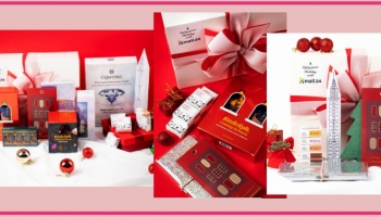 FREE Beauty Holiday Box ! HURRY! Only 50 Boxes.