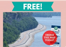 100% FREE Road River Maps!
