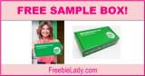 Free Sample Box !