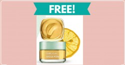 STILL Available!  Free Sample By Mail Clay Mask!