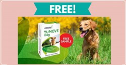 Free Sample By Mail OF Joint Supplement For Dogs!