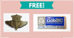 Free Sample Of Icon Emblem Products!