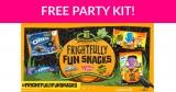 Free Frightfully Fun Snacks Party Kit!