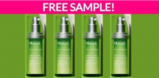 Free Sample by Mail of Murad Youth Renewal Serum!