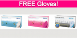 Free Sample by Mail of Nitrile Gloves!