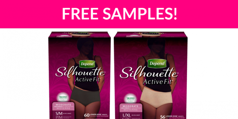 Free Depend Silhouette Samples!