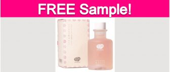 Free Sample by Mail of Whamisa Toner!