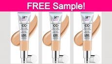 FREE Sample by Mail of IT Cosmetics CC Cream!