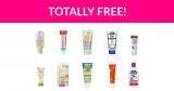 Free Baby Sunscreen!