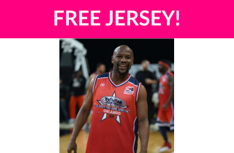 Free Sports Jersey from Wooter Apparel!