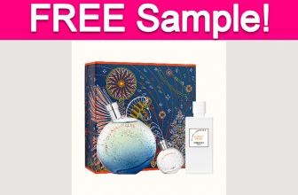 Free Sample by Mail of Hermes Paris Fragrance!
